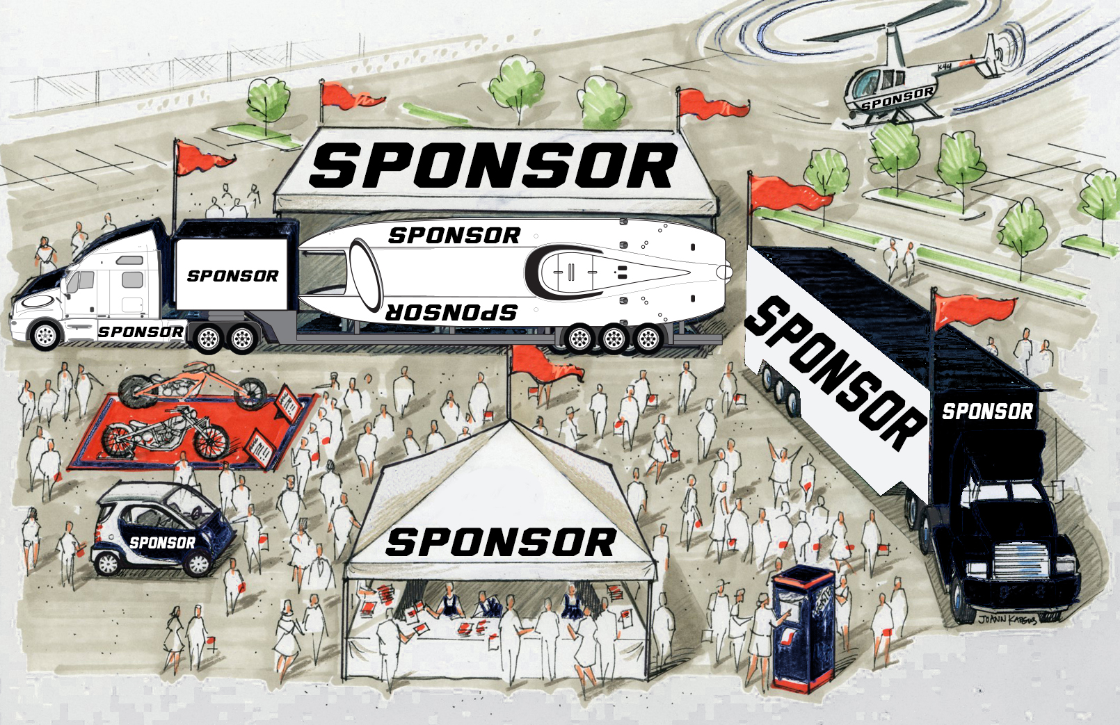 2015 sponsor proposal By MOTO Marketing Group