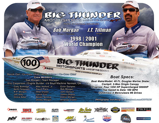 Big-Thunder-Signature-Card by MOTO Marketing Group