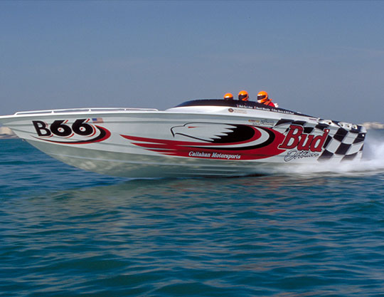 Budweiser-Boat-Wrap-by-MOTO-Marketing-Group