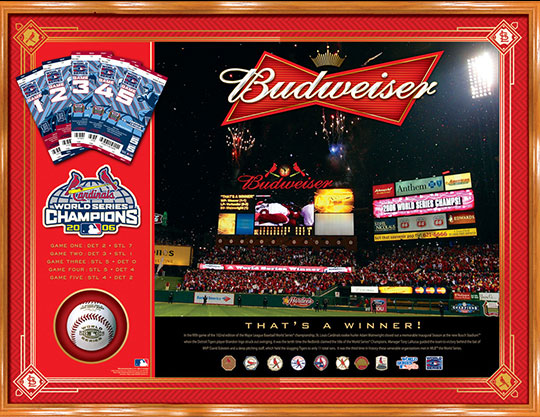 Budweiser-Cardinals-World-Series-Shadow-Box--by-MOTO-Marketing-Group