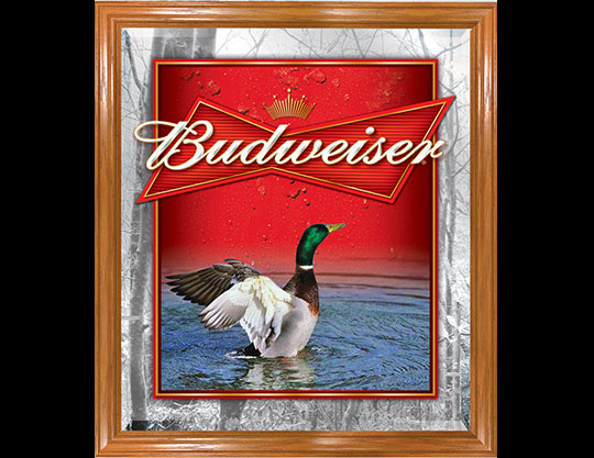 Budweiser-Duck-Mirror-Design-by-MOTO-Marketing-Group