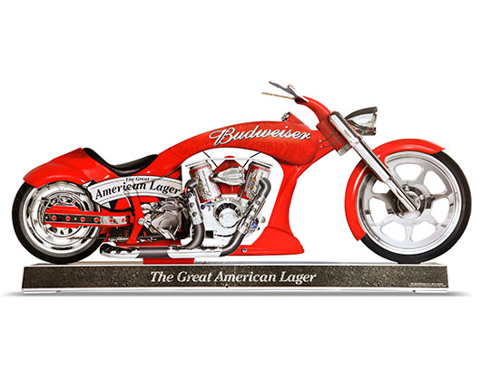 Budweiser-Motorcycle-Display-Design-by-MOTO-Marketing-Group
