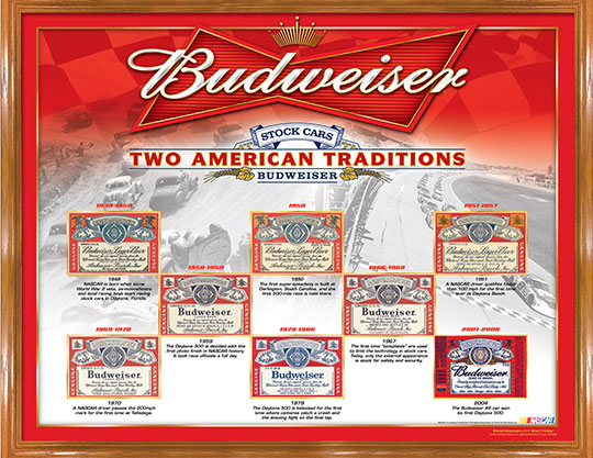 Budweiser-Nascar-History-Mirror-by-MOTO-Marketing-Group