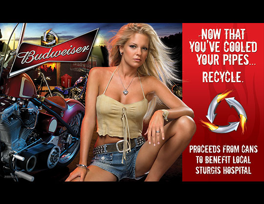 Budweiser-Sturgis-Recycle-Promotion-by-MOTO-Marketing-Group