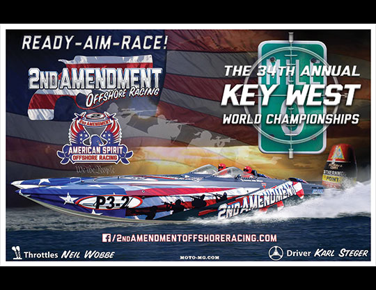 2nd Amendment - Key-West-2014-PosterBy MOTO Marketing Group