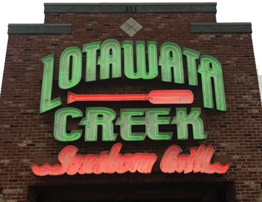 Lottawata-Neon-Sign by MOTO Marketing Group