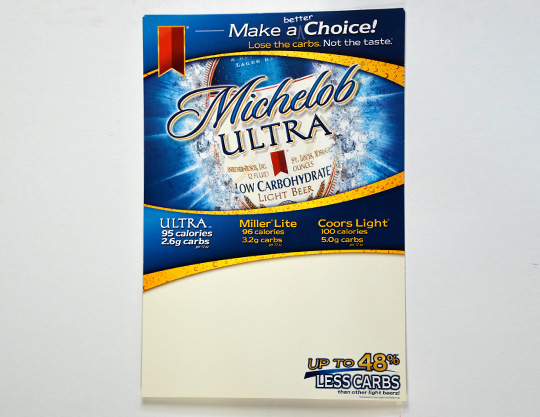 Michelob-Ultra-Poster-by-MOTO-Marketing-Group