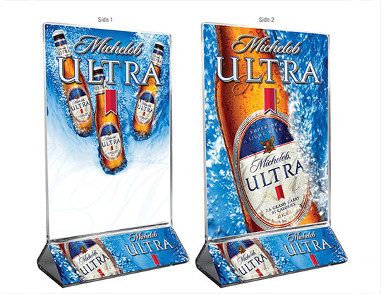 Michelob-Ultra-Table-Tent-by-MOTO-Marketing-Group