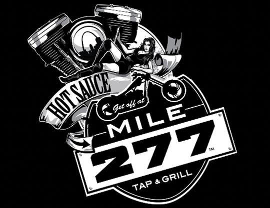 Mile-277-Sauce-Logo By MOTO Marketing Group
