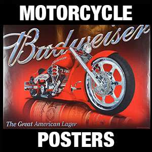 Motorcycle Posters