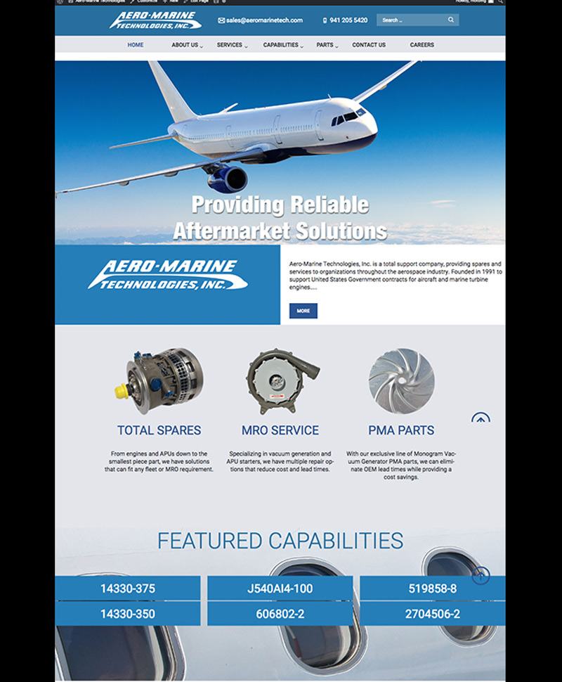 Moto Marketing Group Websites - aero-marinetechnologies-1490379621680