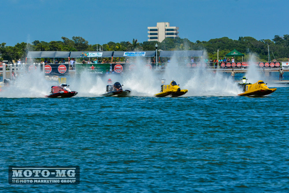 NGK F1 Powerboat Championship Gulfport Florida 2018-1