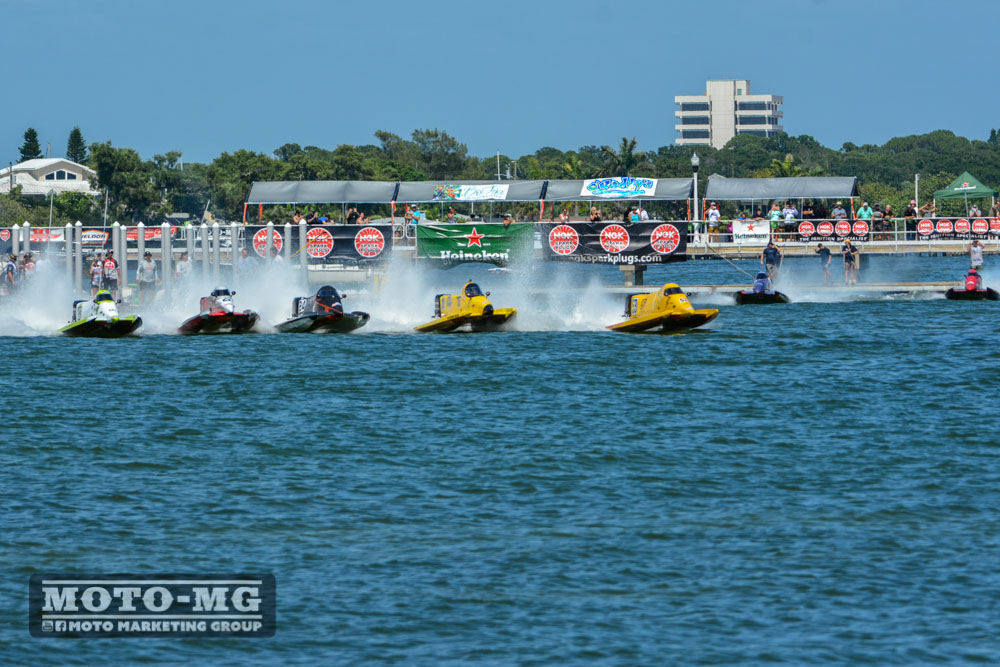 NGK F1 Powerboat Championship Gulfport Florida 2018-10