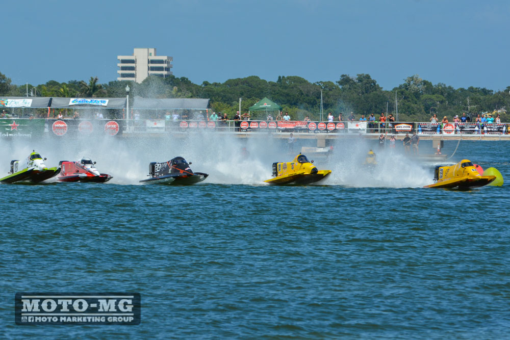 NGK F1 Powerboat Championship Gulfport Florida 2018-11