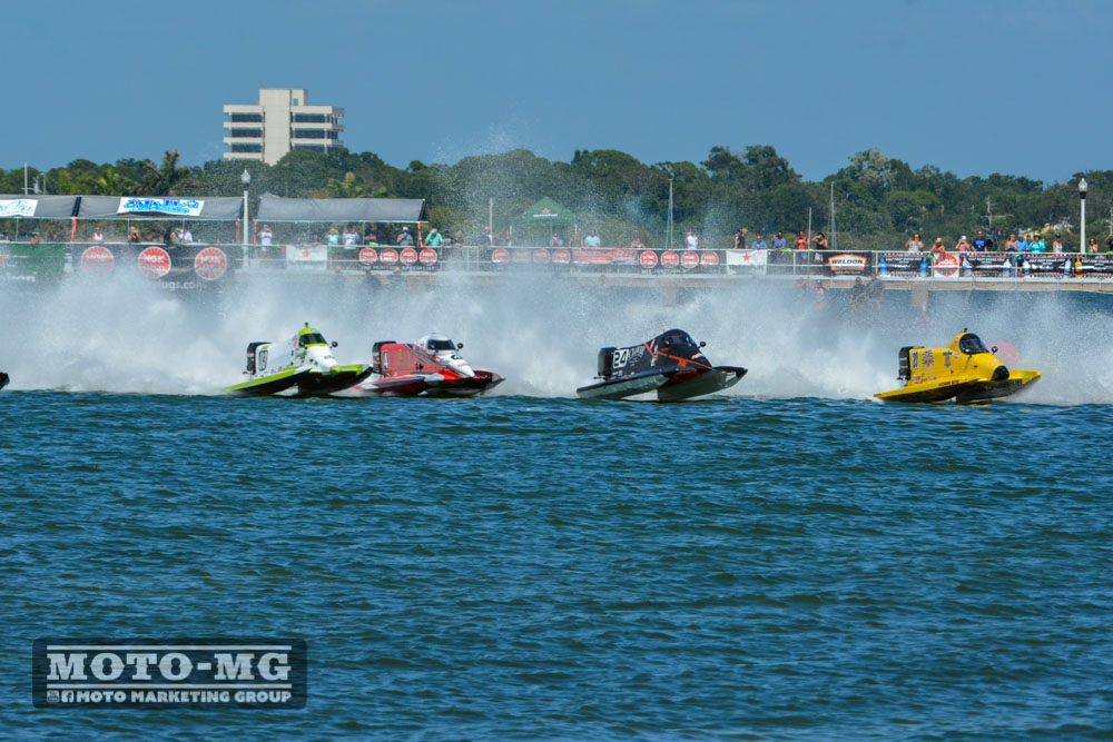 NGK F1 Powerboat Championship Gulfport Florida 2018-12
