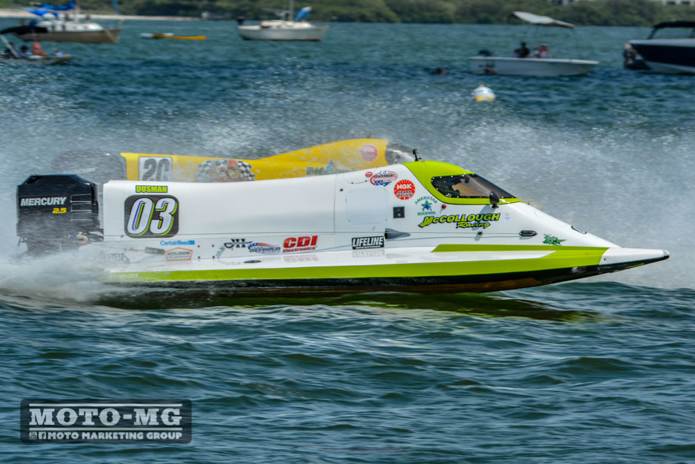 NGK F1 Powerboat Championship Gulfport Florida 2018-14