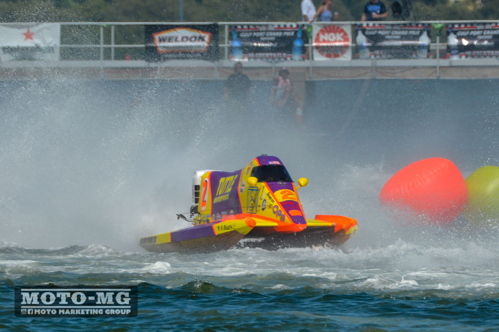 NGK F1 Powerboat Championship Gulfport Florida 2018-16