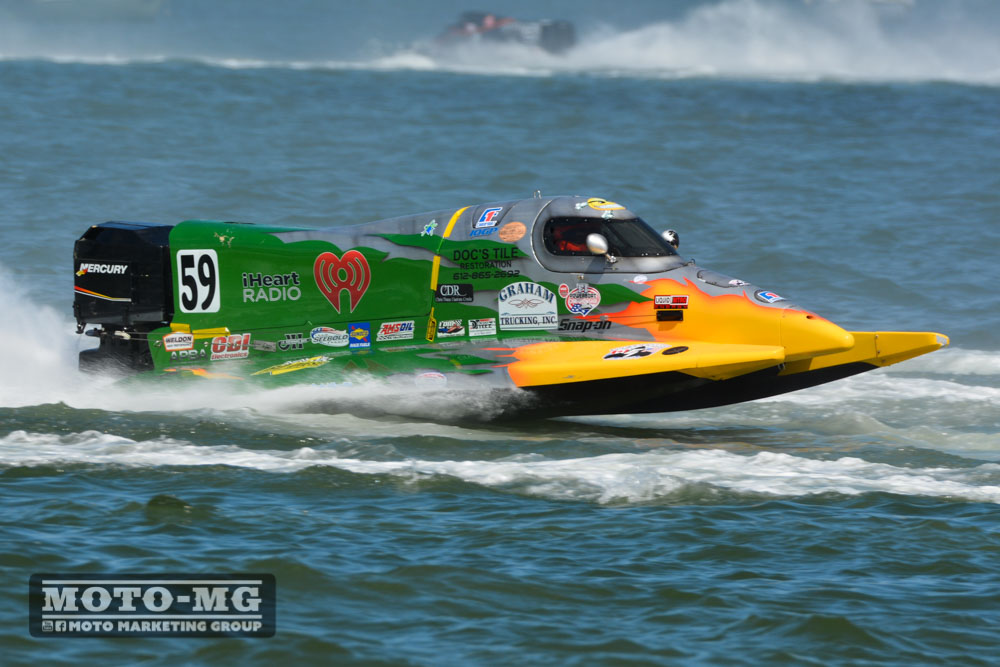 NGK F1 Powerboat Championship Gulfport Florida 2018-17