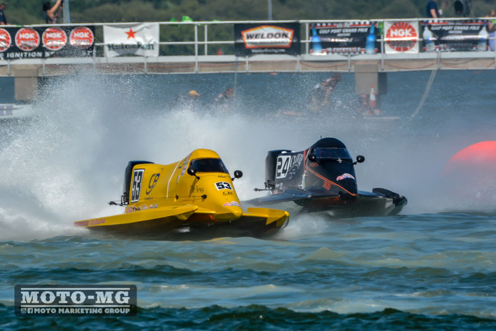 NGK F1 Powerboat Championship Gulfport Florida 2018-18