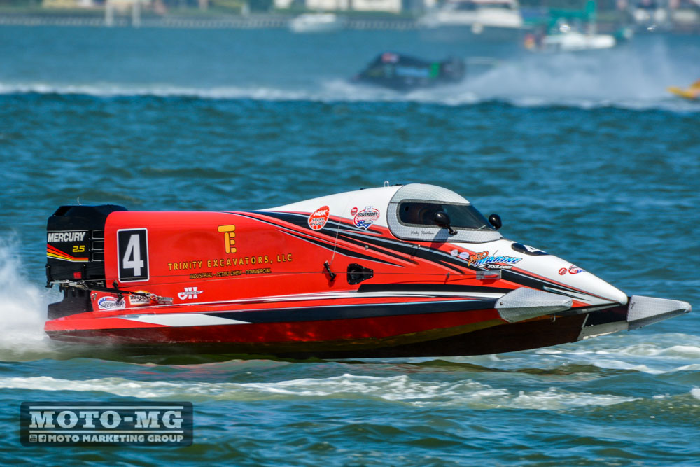 NGK F1 Powerboat Championship Gulfport Florida 2018-19