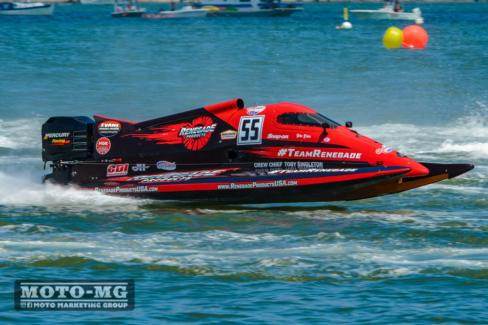 NGK F1 Powerboat Championship Gulfport Florida 2018-2
