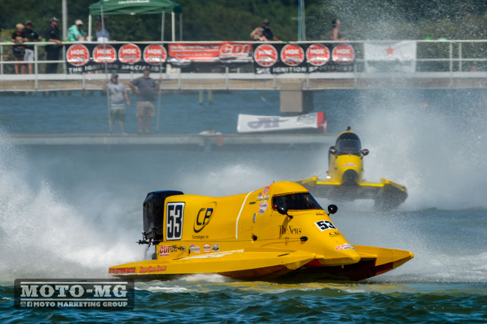 NGK F1 Powerboat Championship Gulfport Florida 2018-20