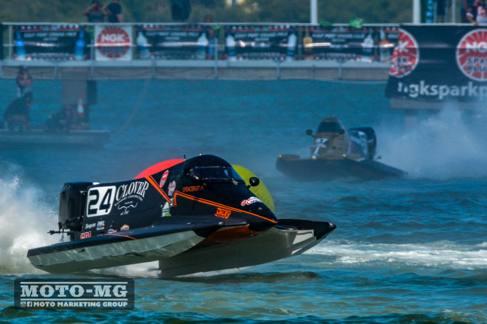 NGK F1 Powerboat Championship Gulfport Florida 2018