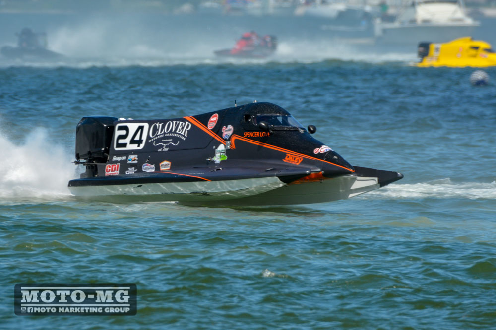 NGK F1 Powerboat Championship Gulfport Florida 2018-22