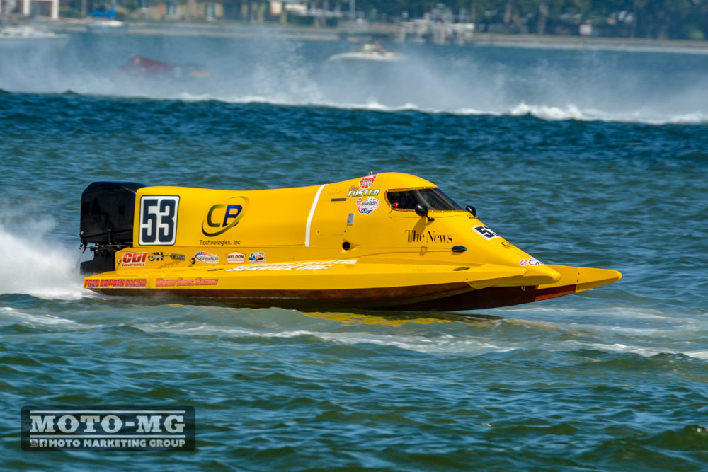 NGK F1 Powerboat Championship Gulfport Florida 2018-23