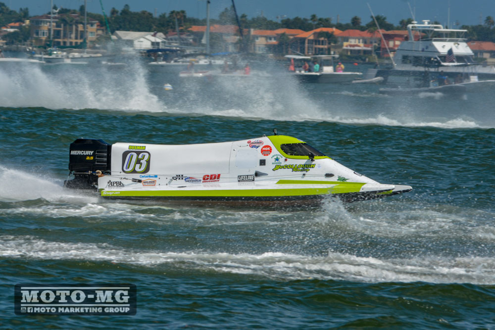 NGK F1 Powerboat Championship Gulfport Florida 2018-24