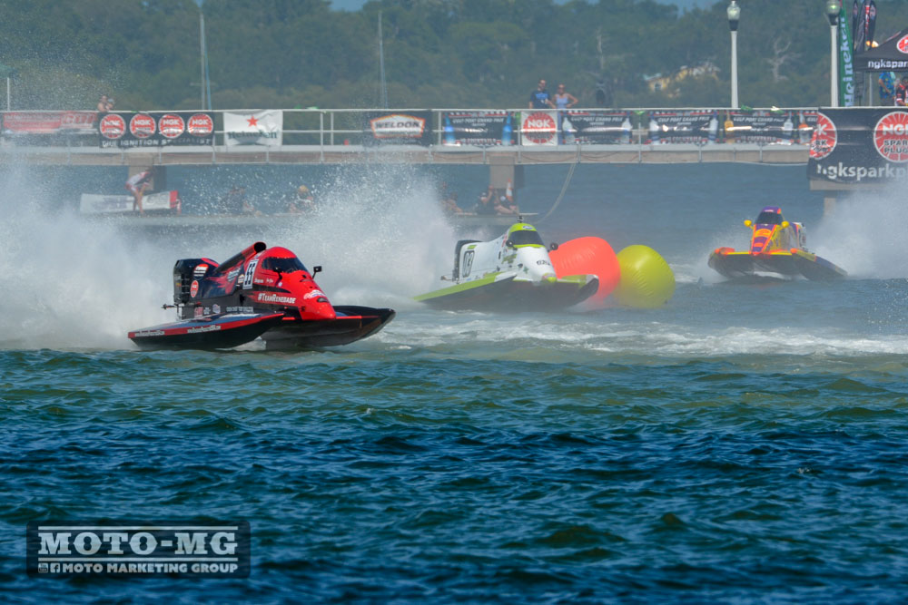 NGK F1 Powerboat Championship Gulfport Florida 2018-25