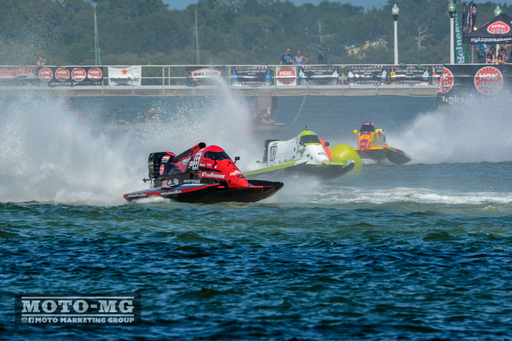 NGK F1 Powerboat Championship Gulfport Florida 2018-26