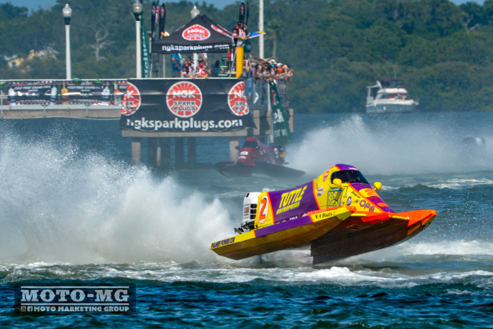 NGK F1 Powerboat Championship Gulfport Florida 2018-27
