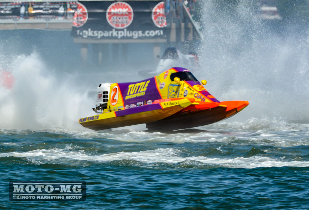 NGK F1 Powerboat Championship Gulfport Florida 2018-3