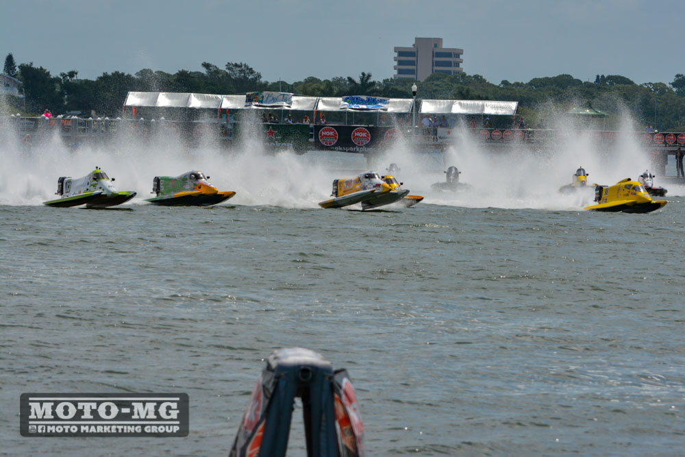 NGK F1 Powerboat Championship Gulfport Florida 2018-30
