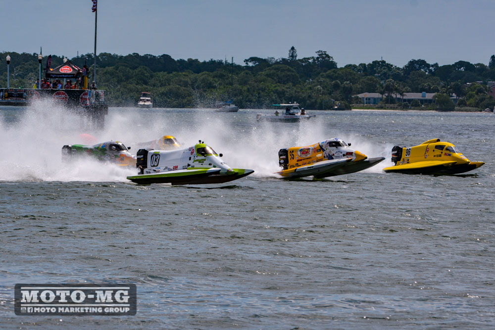 NGK F1 Powerboat Championship Gulfport Florida 2018-31