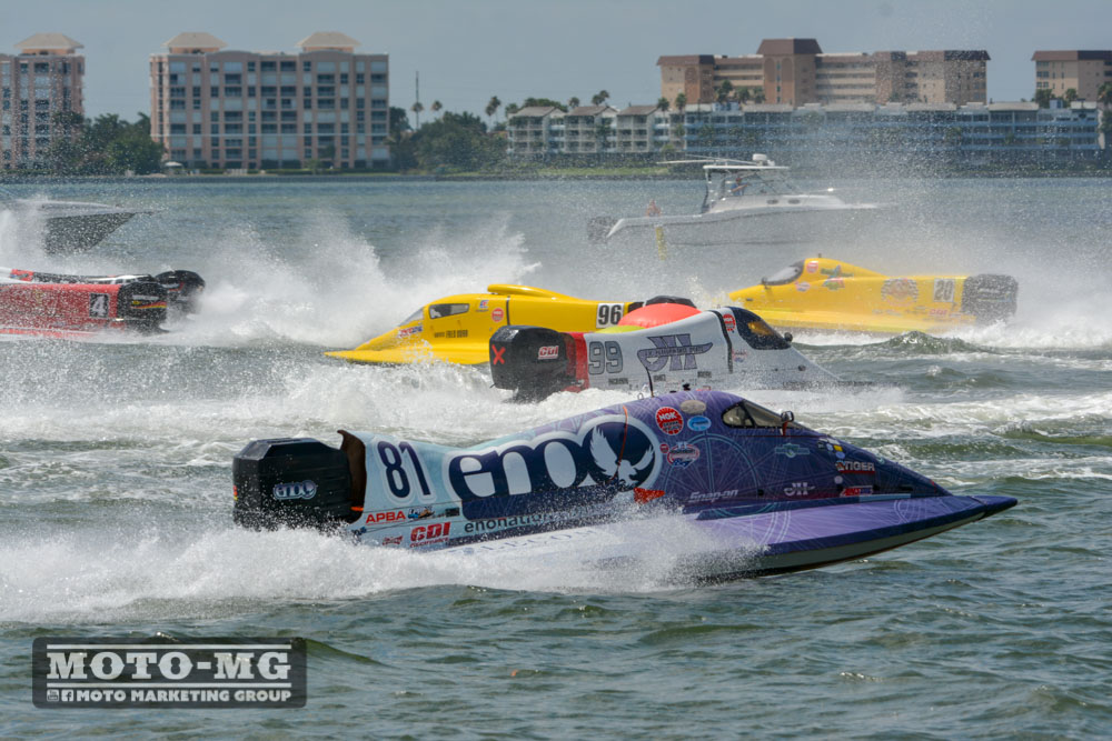NGK F1 Powerboat Championship Gulfport Florida 2018-34
