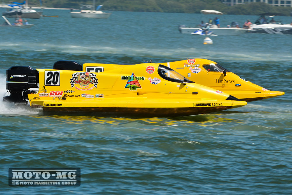 NGK F1 Powerboat Championship Gulfport Florida 2018-4