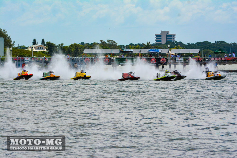 NGK F1 Powerboat Championship Gulfport Florida 2018-42