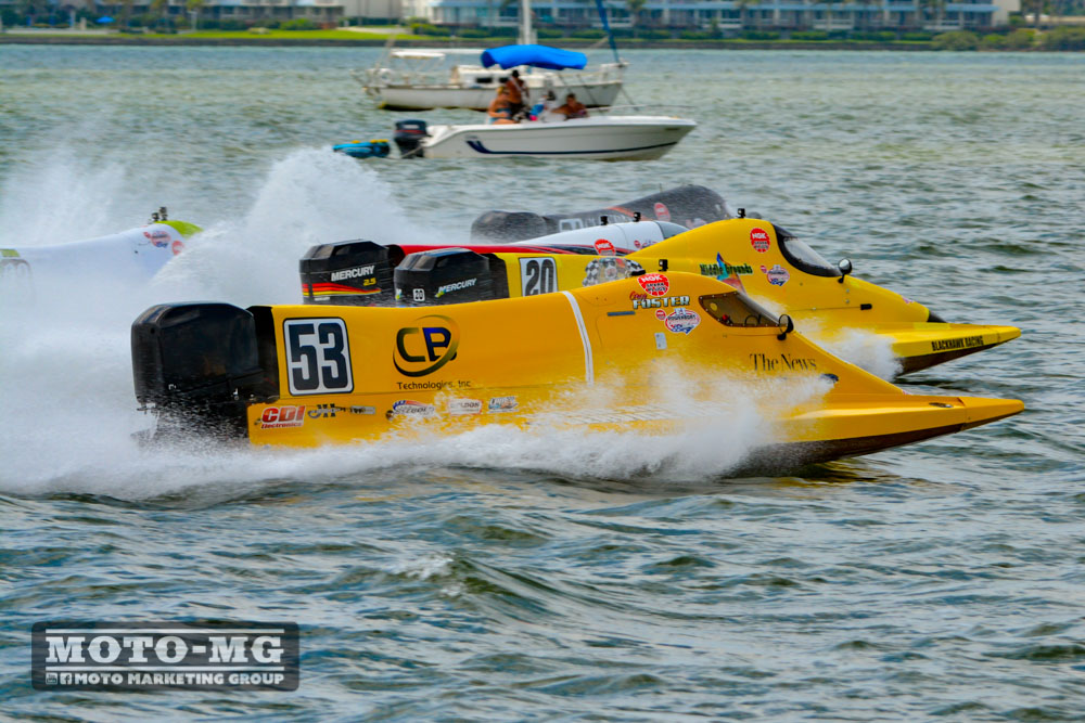 NGK F1 Powerboat Championship Gulfport Florida 2018-44