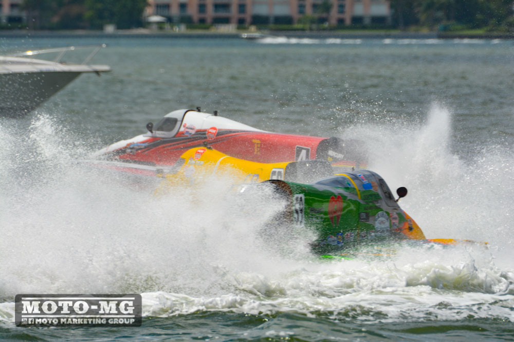 NGK F1 Powerboat Championship Gulfport Florida 2018-45