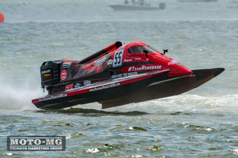 NGK F1 Powerboat Championship Gulfport Florida 2018-47