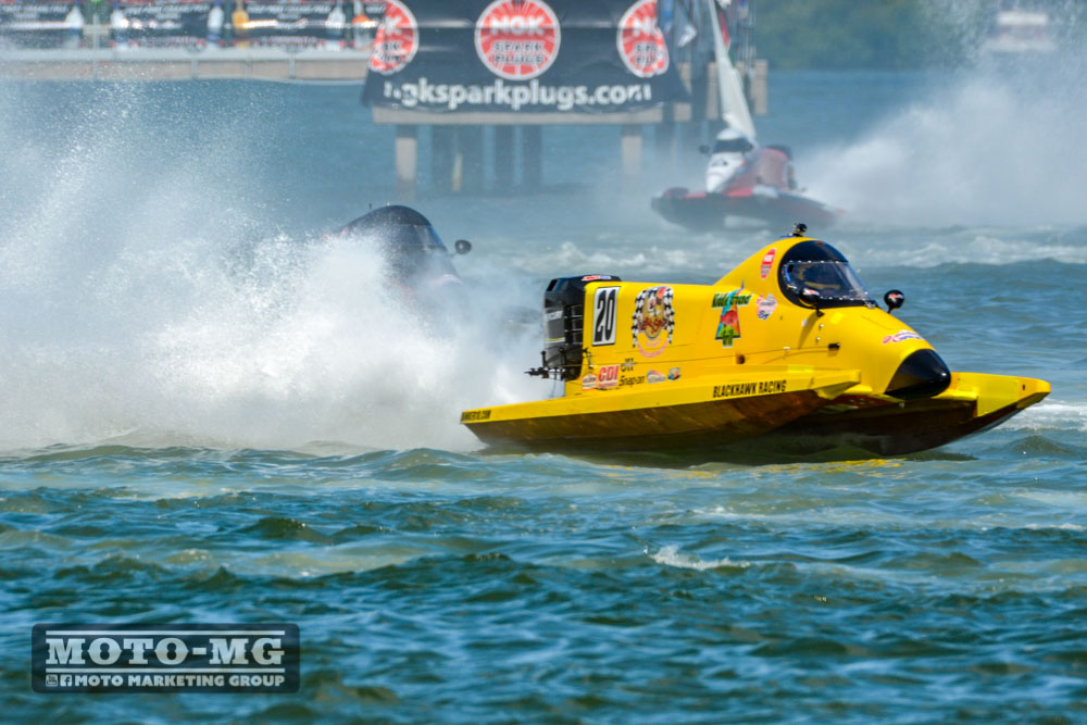 NGK F1 Powerboat Championship Gulfport Florida 2018-5