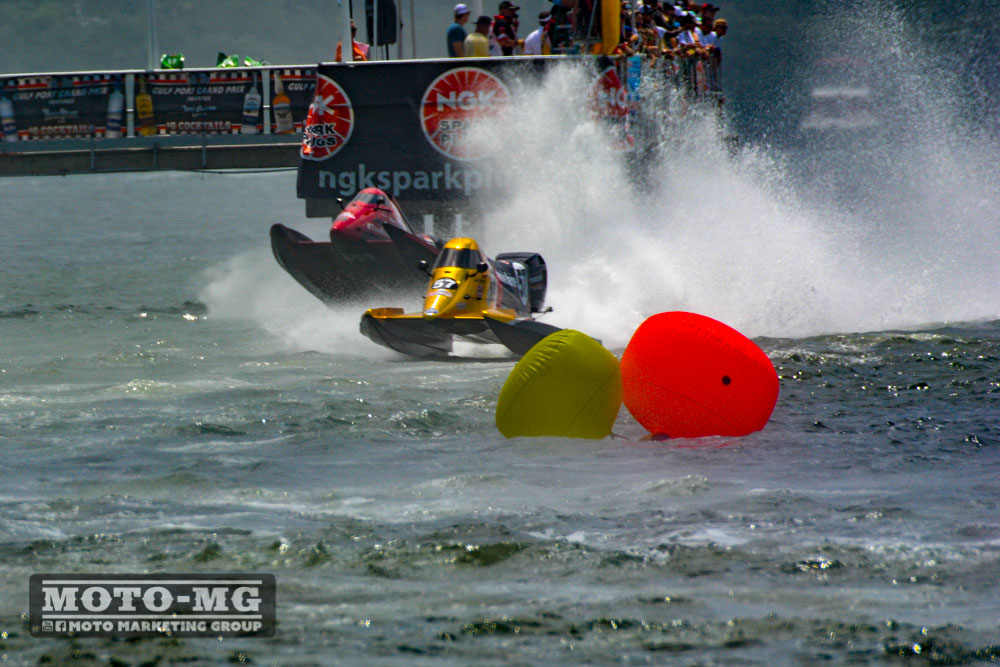 NGK F1 Powerboat Championship Gulfport Florida 2018-50