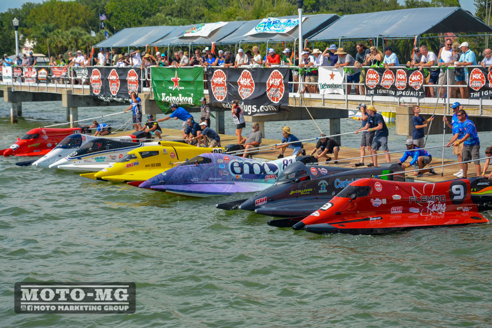 NGK F1 Powerboat Championship Gulfport Florida 2018-53