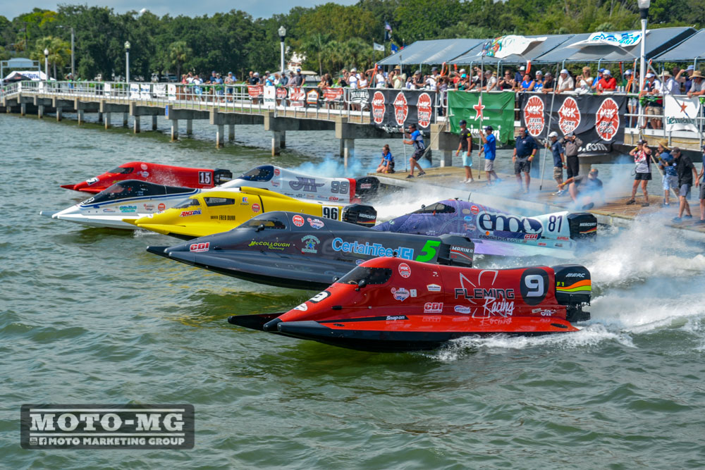 NGK F1 Powerboat Championship Gulfport Florida 2018-54