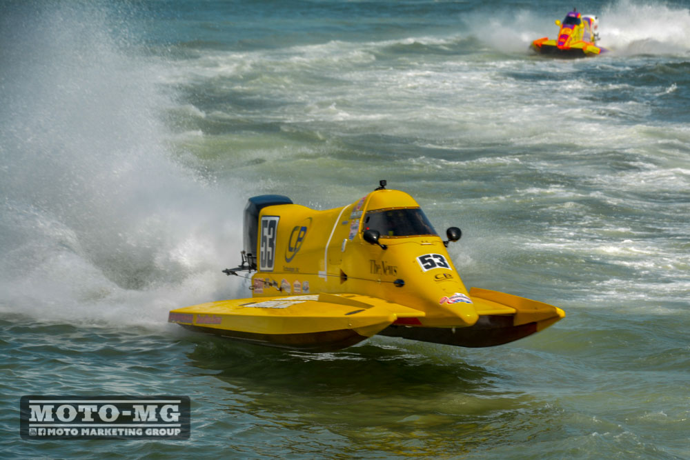 NGK F1 Powerboat Championship Gulfport Florida 2018-55