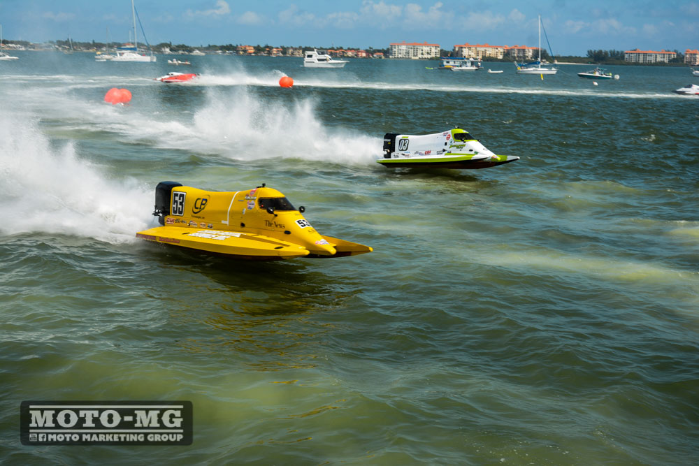 NGK F1 Powerboat Championship Gulfport Florida 2018-59
