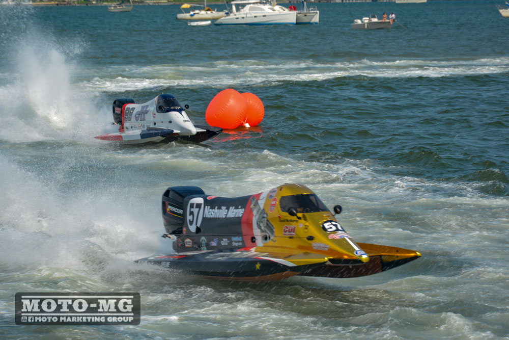 NGK F1 Powerboat Championship Gulfport Florida 2018-61