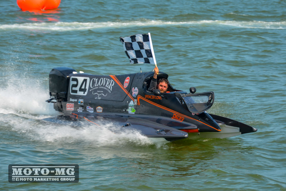 NGK F1 Powerboat Championship Gulfport Florida 2018-72